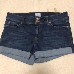 Hudson Denim Shorts size 31